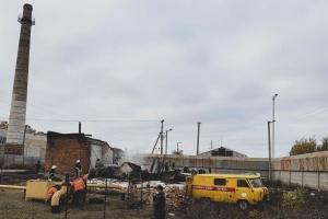 Через вибух під Харковом відключать газ у десятьох населених пунктах