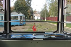 """В Музее винницкого трамвая туристам покажут """"Слепую корову"""""""