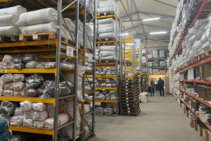 СБУ заблокувала контрабанду текстилю на сотні мільйонів