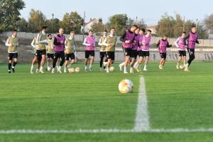 «Заря» сегодня встречается с «Брагой» в Лиге Европы УЕФА