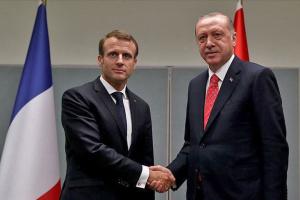 Макрон відправив Ердогану листа: пропонує розвивати відносини та зустрітися