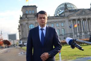 Разумков каже, що за бюджет депутати візьмуться наступного тижня