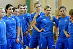 Жіноча збірна України з футзалу зіграє два матчі проти Португалії
