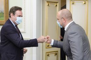 Украина заинтересована расширить сотрудничество с ЕИБ - Шмыгаль