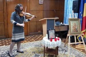 У Бухаресті провели другий випуск Фестивалю української релігійної пісні та поезії