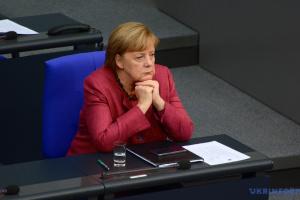 Меркель забула надіти маску - її реакція безцінна