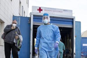 В Італії за добу - найбільше випадків COVID-19 від початку пандемії
