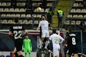 «Зоря» програла «Бразі» у матчі Ліги Європи УЄФА