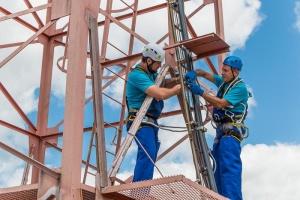 Киевстар увеличил покрытие 4G в девяти областях
