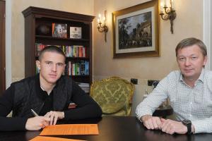 Захисник Корнієнко підписав новий контракт з «Шахтарем»