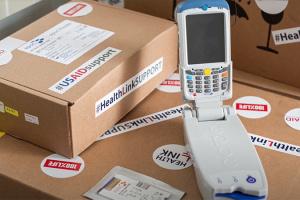 США передали українським лікарням обладнання для COVID-пацієнтів