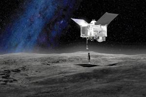 На зонде NASA, который «терял» образцы астроида, уладили проблему