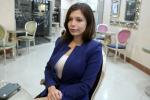 Каролина Павловска, директор Центра международного права Института «Ordo Iuris»