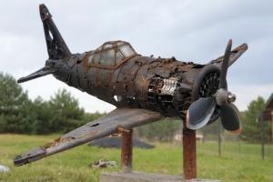 На Львівщині з'явиться музей загиблих літаків