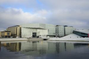 У бібліотеках Норвегії відтепер можна замовити книги з «українських поличок»