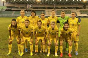 Українські футболістки вирішальний матч відбору Євро зіграють у Полтаві