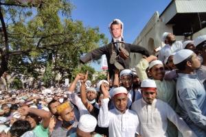Десятки тисяч мусульман протестували через заяви Макрона