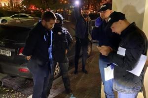 ДБР затримало на хабарі одного з керівників Фіскальної служби