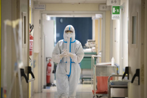 В Италии «коронавирусный» рекорд - 31 тысяча инфицированных за сутки