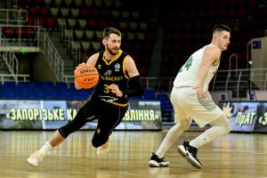 Суперліга: «Київ-Баскет» переміг в битві лідерів
