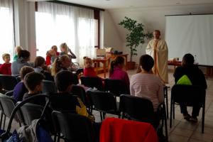 В Угорщині провели осінні канікули з Богом для українських дітей