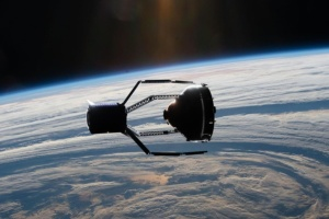 В Європі створюють апарат для прибирання космічного сміття
