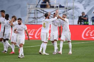 «Реал» повернувся на перше місце в Ла Лізі