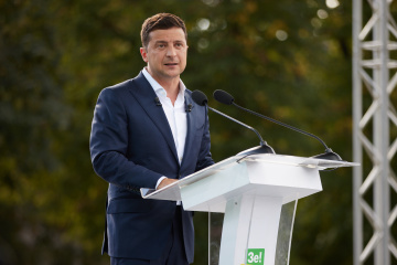 Zelensky seeks to give new impetus to Ukraine-China cooperation