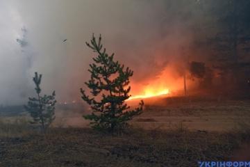 Nouvelle série d'explosions dans la région de Louhansk