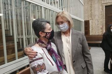 Denísova espera una decisión justa en el caso Markiv