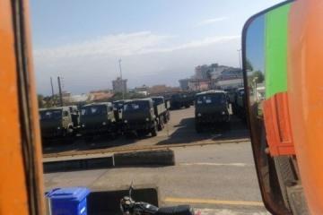 Russland schickt Militärtechnik nach Armenien über den Iran