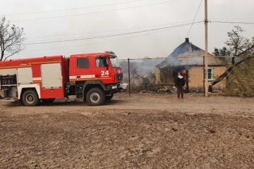 25.000 Hektar Wald von Bränden betroffen – Regierungschef Schmygal