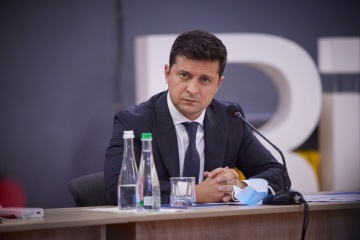Zelensky forms delegation for participation in 75th UNGA session