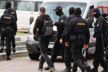 Belarus: Mindestens 245 Menschen bei Protestdemonstrationen am Sonntag festgenommen