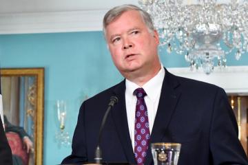USA können Russland-Sanktionen verschärfen - US-Vizeaußenminister Biegun