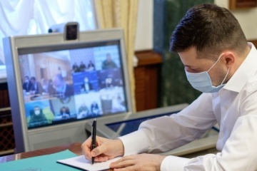 Zelensky appoints new head of district administration in Donetsk region