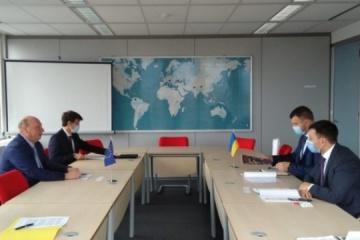 Minister Kryklii: Ukraine seeks road freight transport liberalisation within Association Agreement renewal