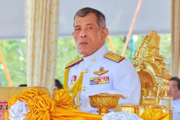 El rey de Tailandia indulta a dieciséis ucranianos
