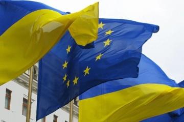 Un sommet UE-Ukraine se tient aujourd'hui à Bruxelles