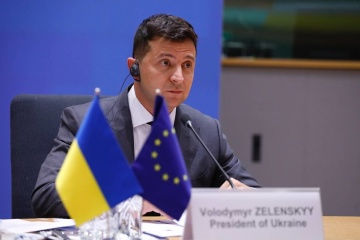 Common aviation area agreement with EU could be signed next year - Zelensky