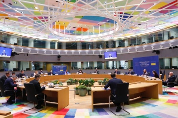 Ukraine, EU sign six bilateral agreements in Brussels