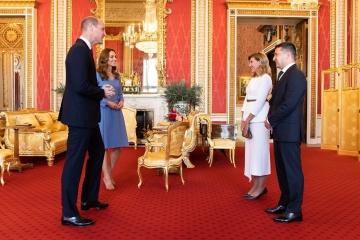 Zelensky: Los acuerdos entre Ucrania y el Reino Unido reflejan una estrecha amistad