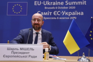 Charles Michel : l'UE et l'Ukraine partagent les valeurs de la démocratie