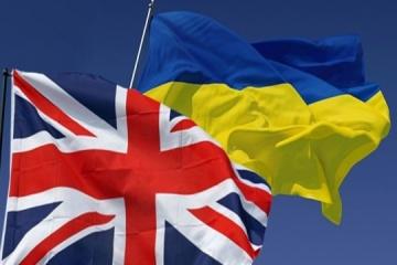 ウクライナと英国、防衛分野協力強化覚書に署名
