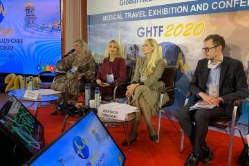 El desarrollo del turismo médico en Ucrania se debate en el congreso internacional