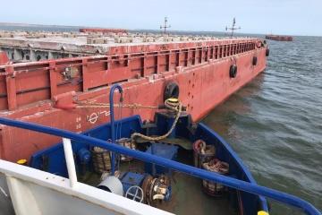 SBU blocks activity of merchants who appropriated Ukrainian Danube Shipping Company vessels