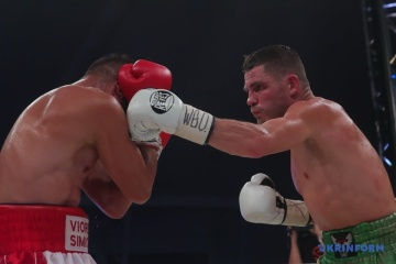 Berinchyk retains WBO international lightweight title