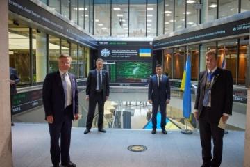 Zelensky invita a los inversores británicos a invertir en Ucrania