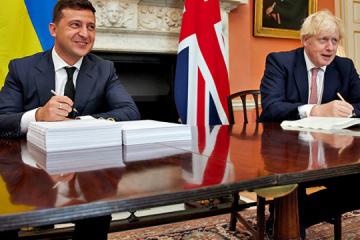 Zelensky: We brought £2.5 billion from UK