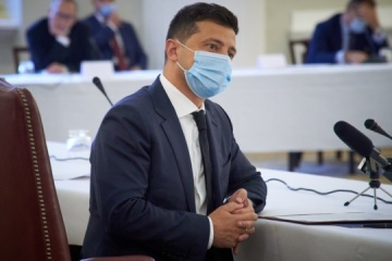 Zelensky: National Bank was, is and will be independent